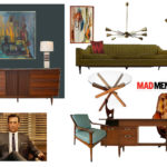 Mad Men-inspired Room: Don Draper's office