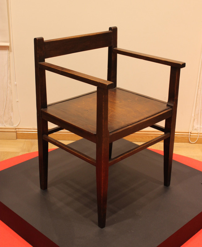 Soviet Furniture Design From Modernism To Constructivism