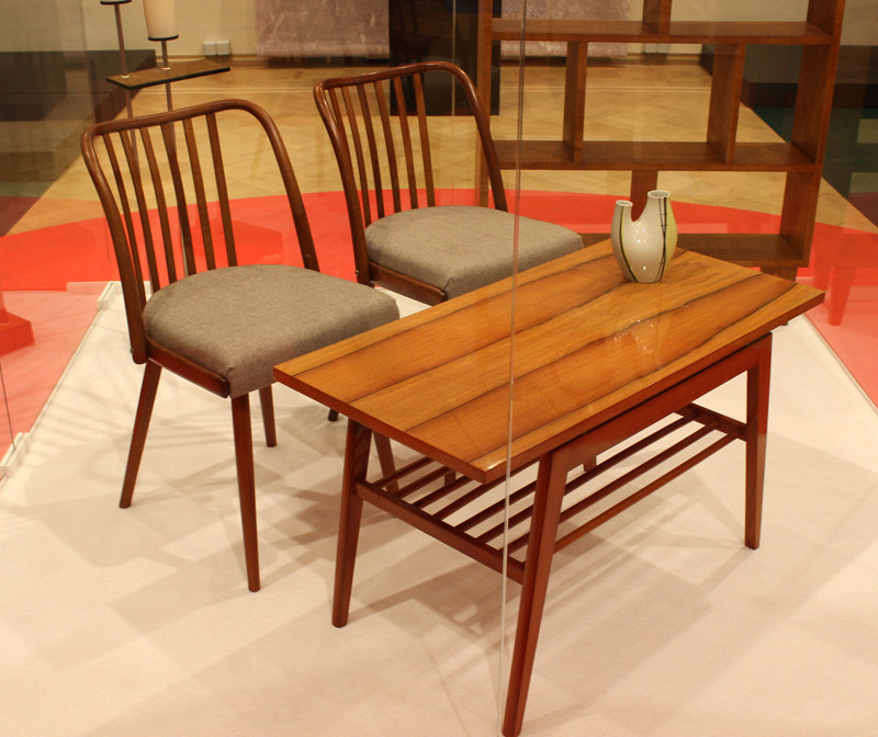 Soviet Furniture Design: from Modernism to Constructivism