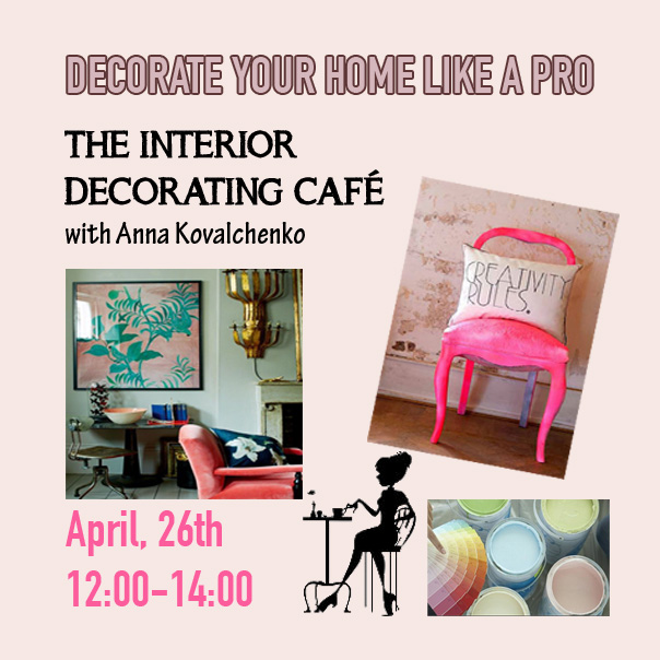 Interior Design Workshops in Moscow