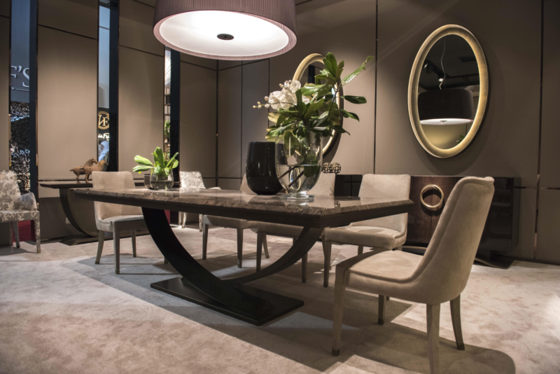 10 dining tables from top luxury furniture brands for Best dining tables 2015