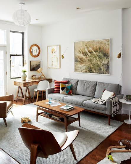 Give Your Home Captivating Mid Century Modern Design