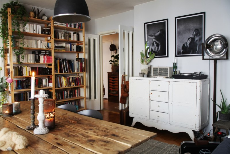 Scandinavian Boho – Beautiful Apartment in Sweden