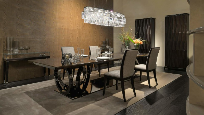 10 dining tables from top luxury furniture brands for Top 10 dining tables
