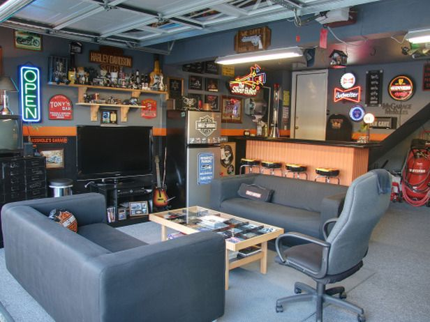 Many people nowadays convert their garages into an extra room. This leads  to all sorts of possibilities from that all important 'man cave' to an  office so ...