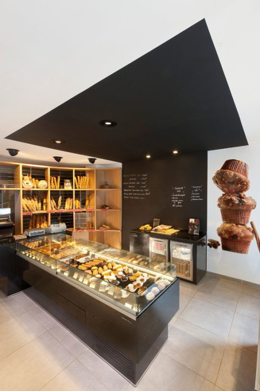 12 beautiful bakeries from around the world l 39 essenziale interior design blog - Machine a cafe boulanger ...