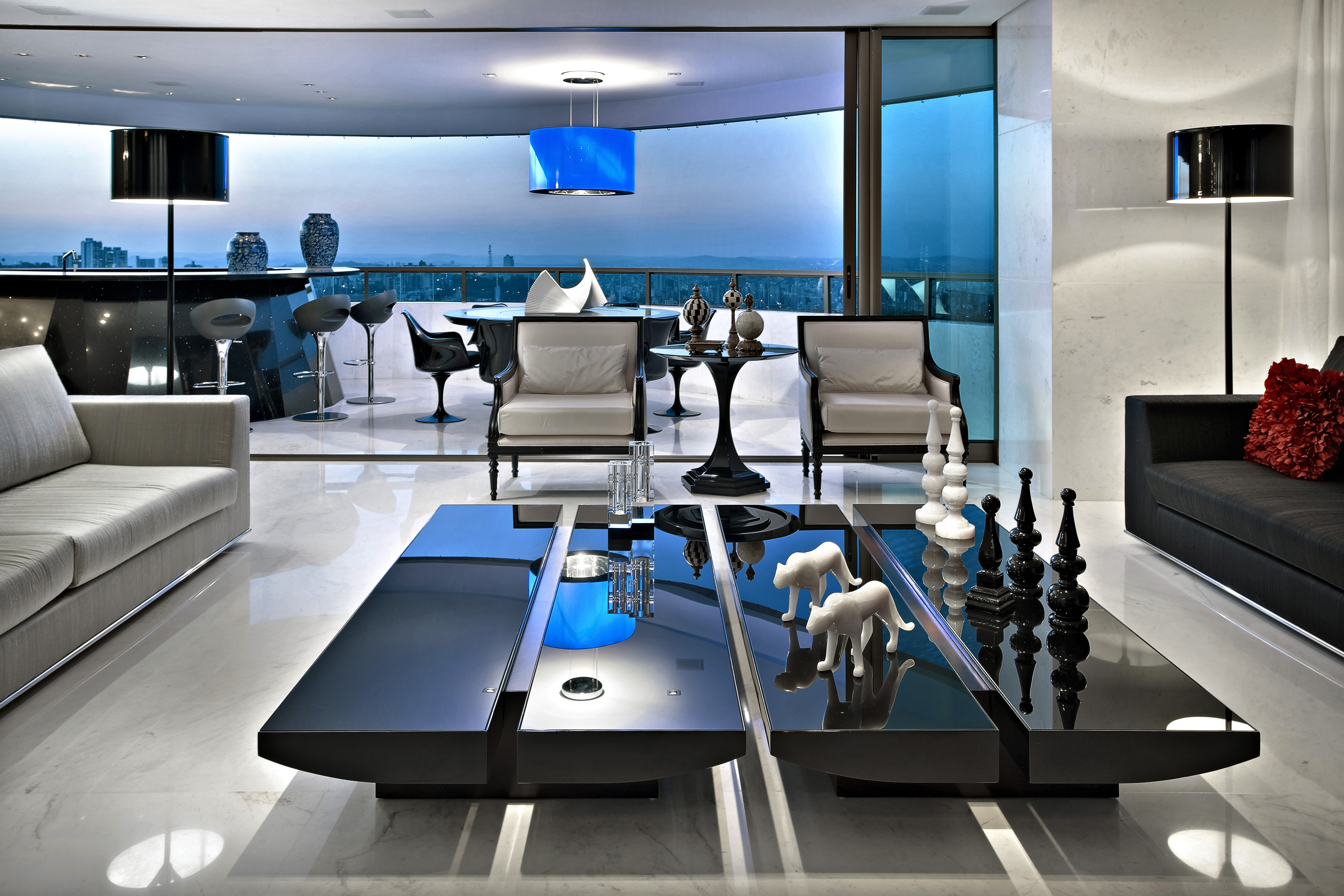 10 High-End Designer Coffee Tables