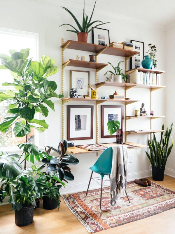 9 Ways To Get Your Home Organized With Ultra-Modern Shelving Systems