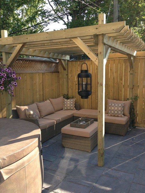 Patios Pergolas, Gazebos Or Arbors Are A Great Investment If You Want To  Create Your Own Personal Haven. They Can Be Paired With Different Plant Or  Flower ...