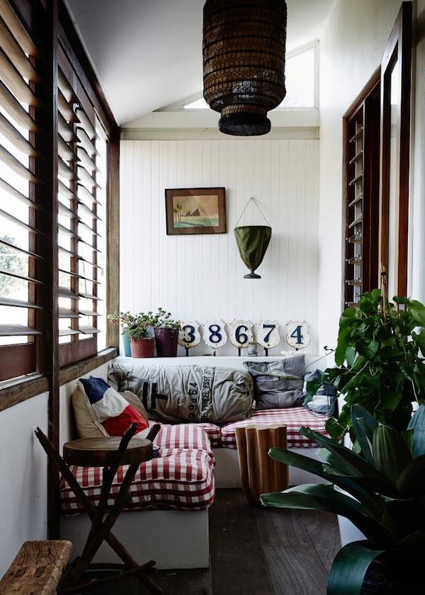 Living Room Balcony Design: 16 Pretty Balcony Decor Ideas