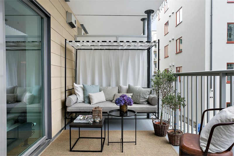 16 Pretty Balcony Decor Ideas
