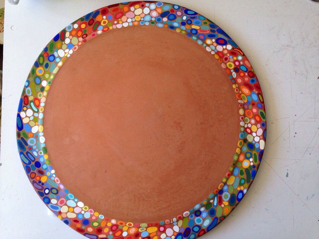 clay plate 2