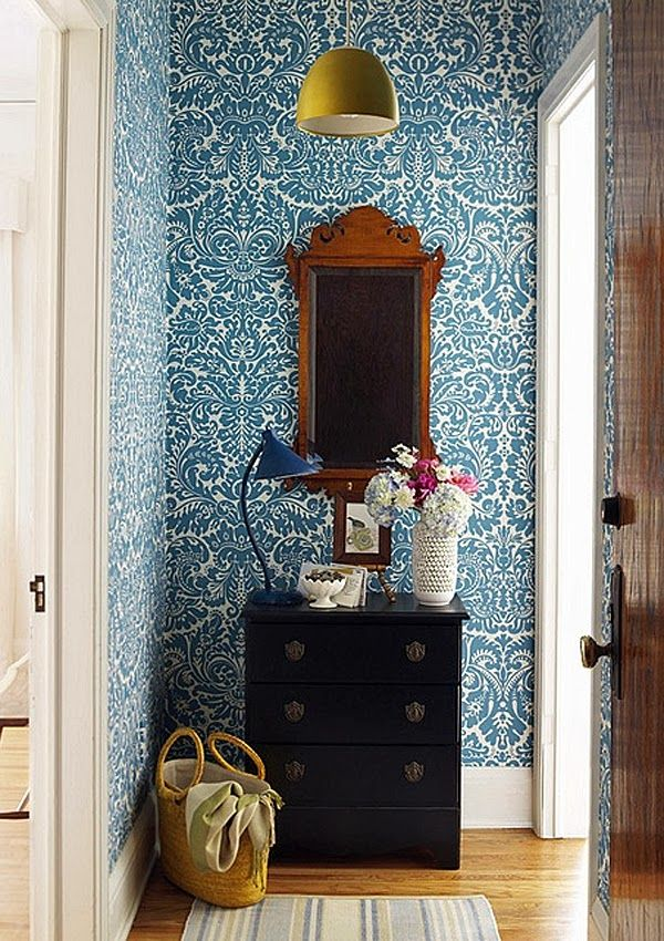 small pattern wallpaper
