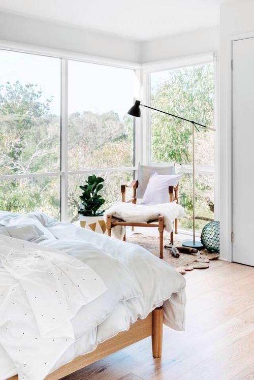 How to turn your bedroom into a relaxing retreat for Airy bedroom designs
