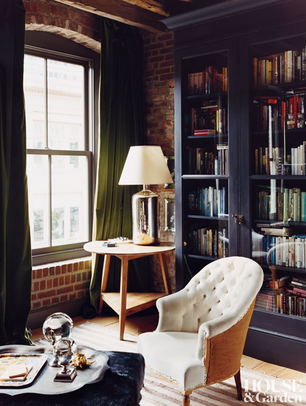 Home Library Loft: Home Library: A Room For Your Soul