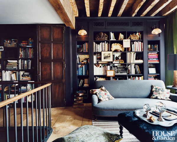 Home Library: A Room for Your Soul