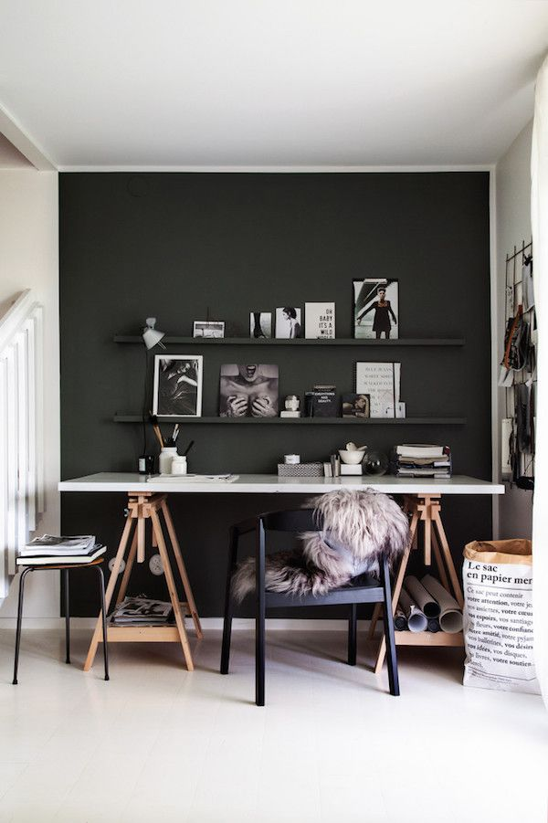 How To Create A Light And Fresh Home Office