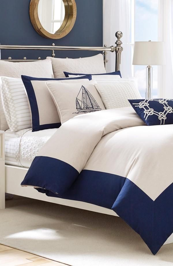 Create A Stunning Nautical Themed Bedroom L 39 Essenziale