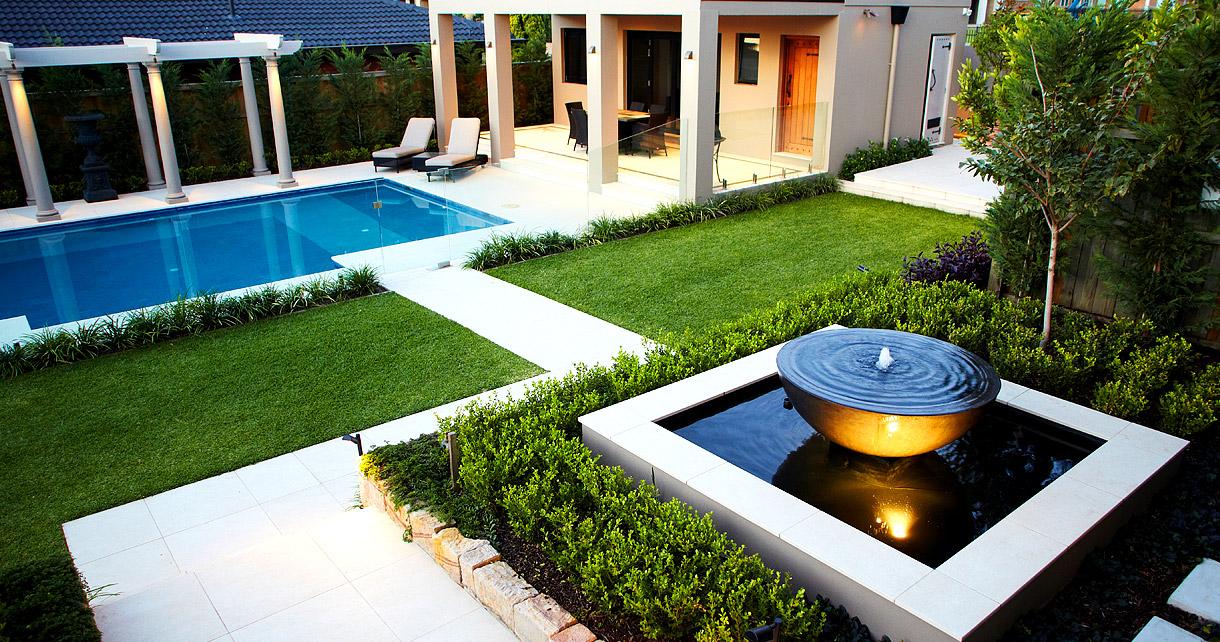 Details in Contemporary Garden Design