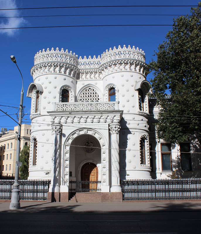 Moscow's Most Unusual Buildings (Part I)