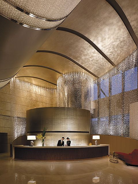 5 Lighting Tips For Your Hotel Lobby
