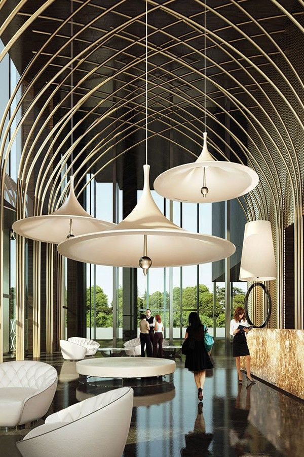 5 Lighting Tips for Your Hotel Lobby - L' Essenziale