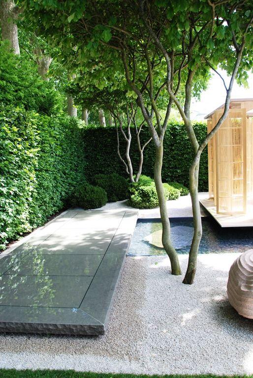 Contemporary garden design ideas l 39 essenziale for Garden design jobs sydney