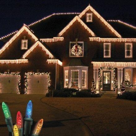 christmas light display 2