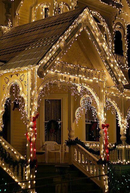 christmas light display 4
