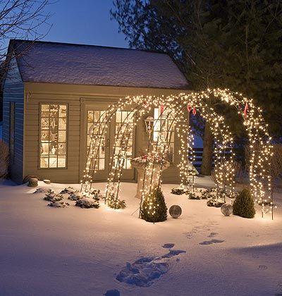 christmas light display 5