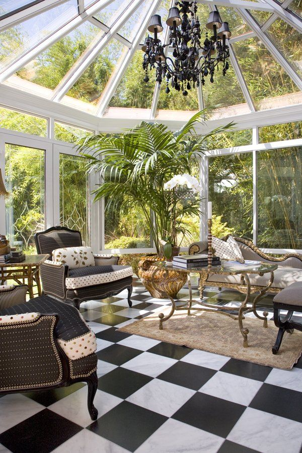 5 Amazing Ideas to Furnish and Decorate a Conservatory