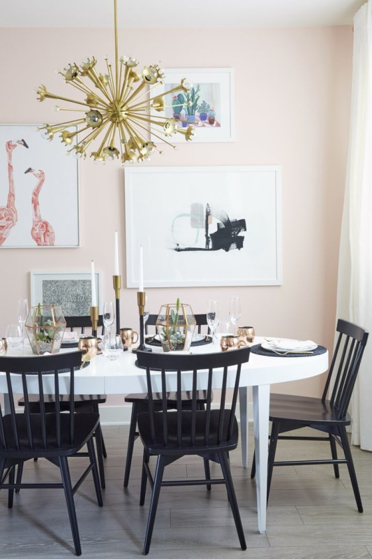 7 Ideas to Give an Elegant Look to Your Dining Room