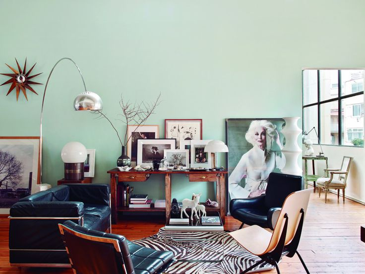 Essential Colour: Mint Green