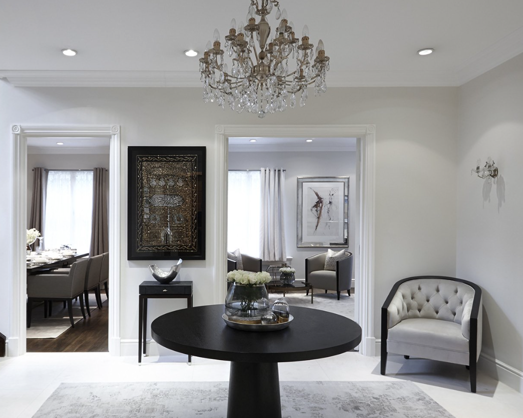 Luxury Residence In Hampstead By Boscolo Interior Design Studio L Essenziale