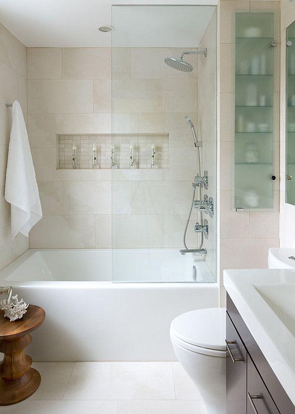 how to design a tiny bathroom - Tiny Bathroom Remodel Ideas