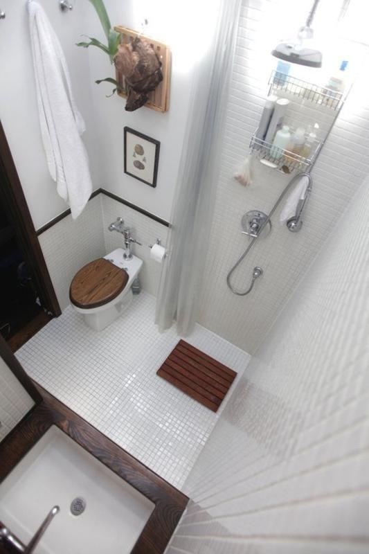 How to Design a Tiny Bathroom   L'Essenziale