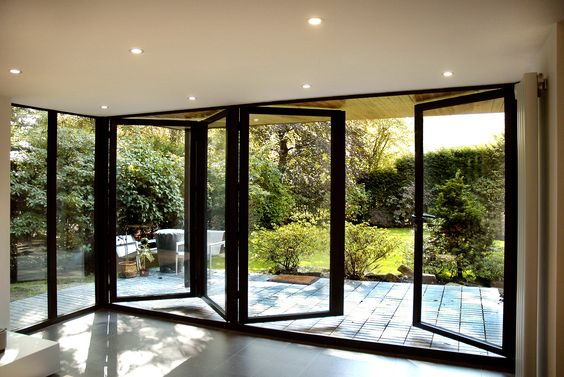 Bifold doors to Complement Your Colour Scheme Perfectly