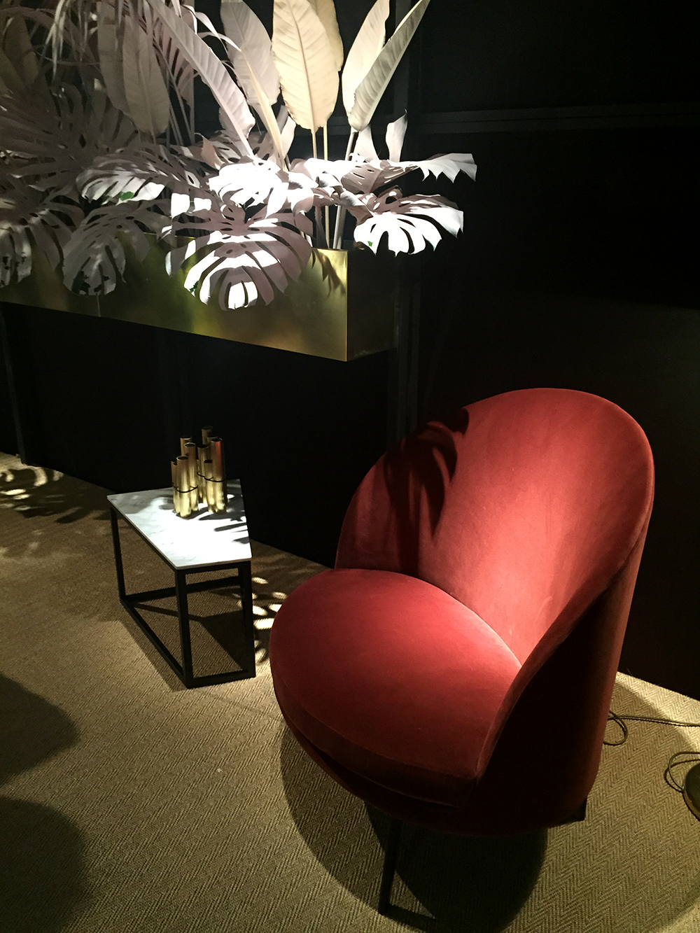 Interior design trends spotted at salone del mobile 2016 for Elenco espositori salone del mobile 2016