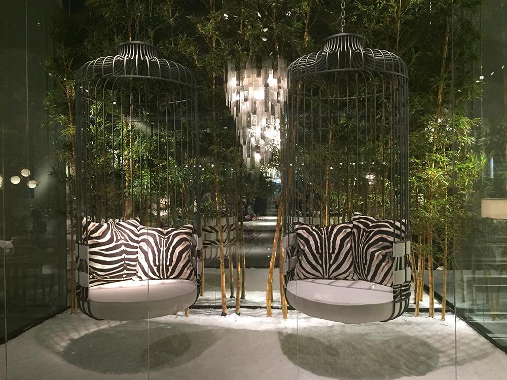 Interior design trends spotted at salone del mobile 2016 - Fiera del mobile vicenza ...