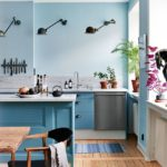 Pastel Blue: Hot Kitchen Trend