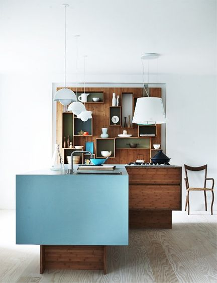 blue kitchen 3