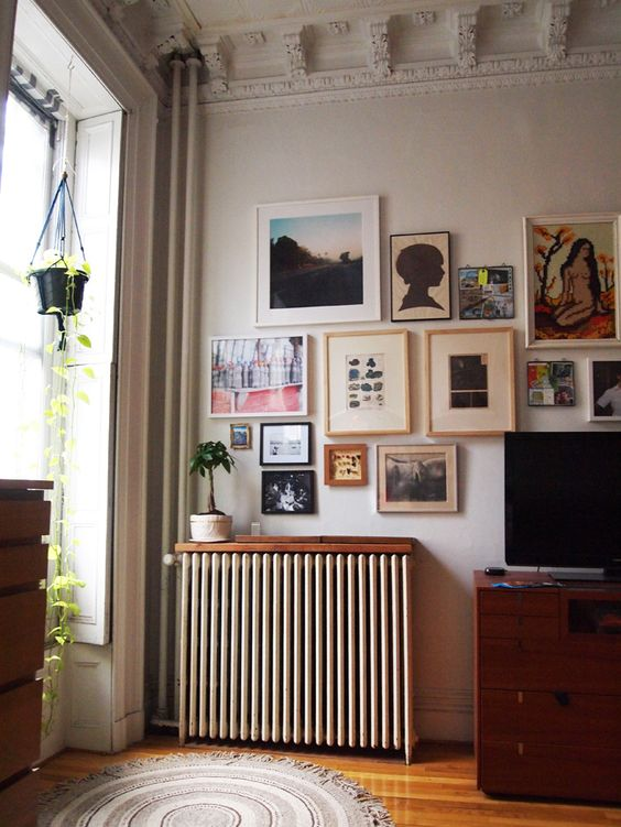 Decorating Home Around your Radiators