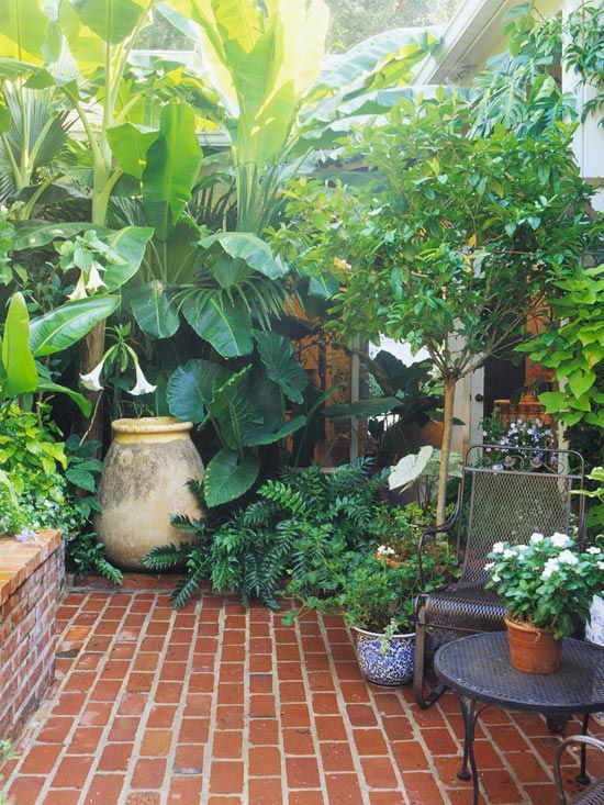 Small Garden Ideas: Beautiful Designs For A Relaxation Oasis on Landscape Garden Designs For Small Gardens id=15048