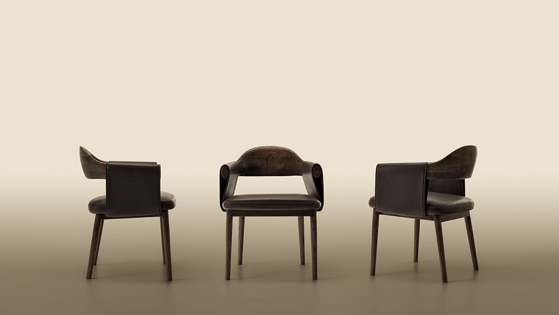 TR Larzia chairs