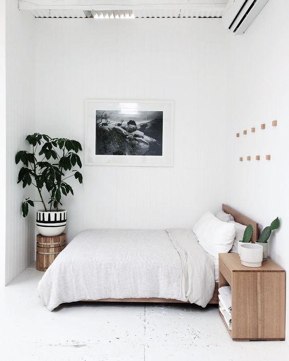 Less is More: Minimalist Bedroom Designs - L\' Essenziale