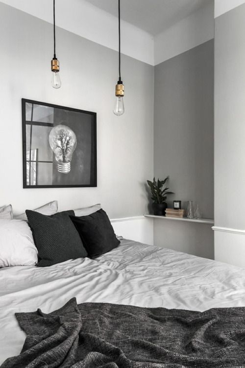 Less is More: Minimalist Bedroom Designs