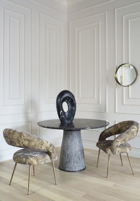 Luxury Furniture: 10 Gorgeous Dining Chairs