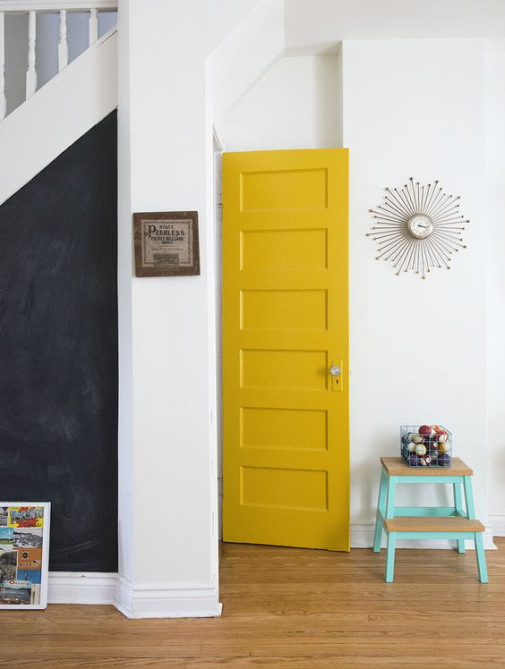 Five Innovative Ways to Freshen Up your Doors