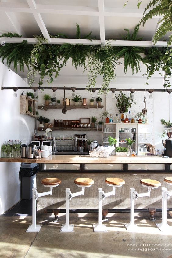 6 Tips to Designing a Stylish Unique Cafe Experience - L\' Essenziale