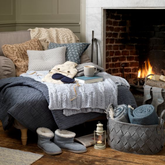 Creating the Perfect Winter Sanctuary with the Danish Concept of Hygge